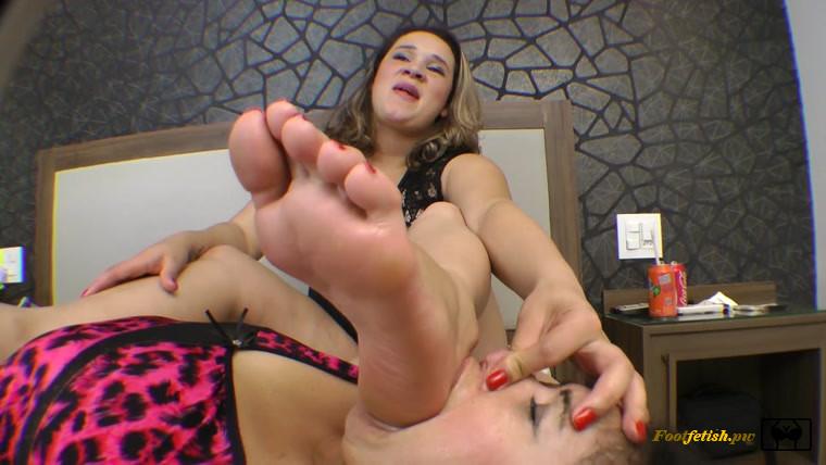 Vintage Lesbian Foot Fetish