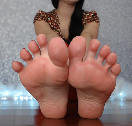 Natalie Darling - Slow and Sensual Soles