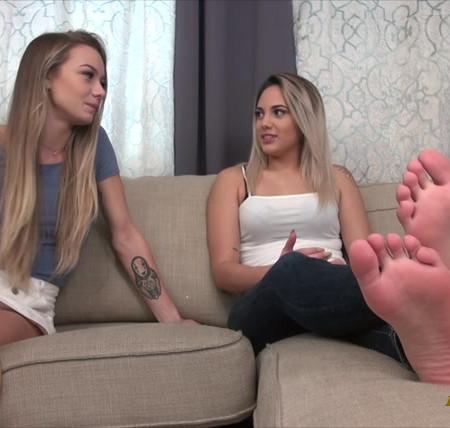 Italian Feet Worship Pov