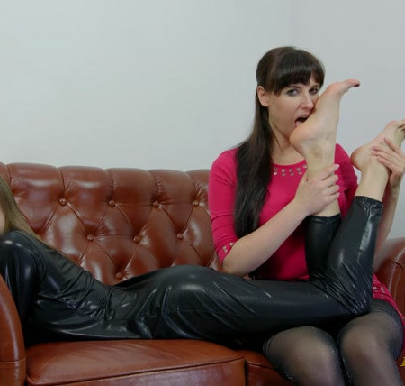 Polish Mistress - Weronika Lust Feet Of Larisa