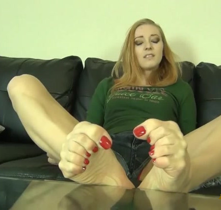 The Foot Fantasy - ORIAS TOE CURLING,CLAMPING, & CRACKING