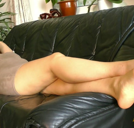 Lady Iveta - Bitch For My Sexy Feet