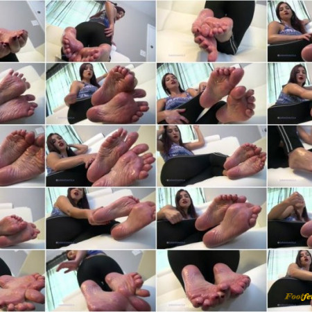 Sarah Diavola - Soles for the Stressed