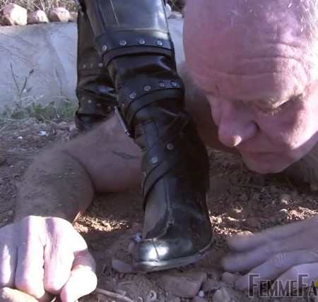 Femme Fatale Films - Miss Zoe - Down And Dirty