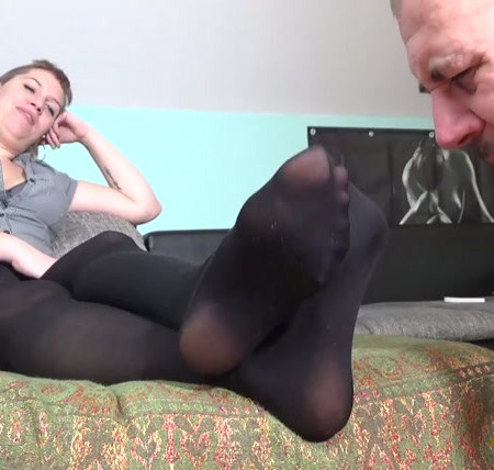 Lady Cruella - Evil Stepsis Worship My Feet Bro