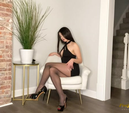 Princess Miki - Pantyhose Worship JOI