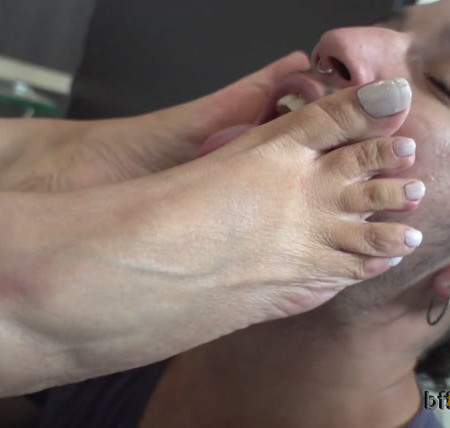 Bffvideos - Goddess Jack First Foot Worship Pt.2