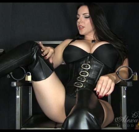 Goddess Alexandra Snow - Your Tongue, My Boots