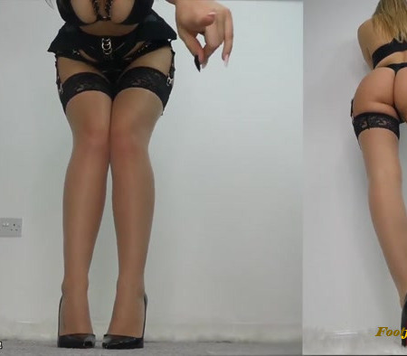 Goddess Poison - Worship Poisons Ass, legs, nylons, feet and Louboutins!