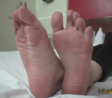 Bffvideos - Princess Bella 18 Years Old First Foot Worship Pt.3