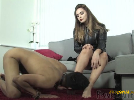 Femme Fatale Films - Mistress Serena - Weak For Feet - Complete Film - Female Domination