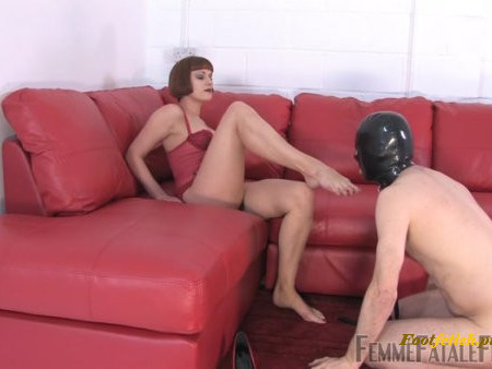 Femme Fatale Films - Miss Woods - Worship Your Mistress  Complete Film
