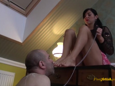 Pantera - Little Gothic Tornments - Foot Worship And Domination - Foot Fetish