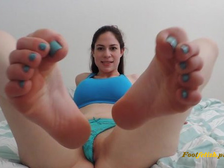 Ashley Alban - Bi Foot Boy - CEI