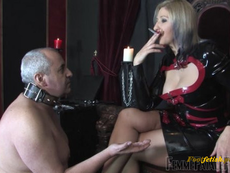 Femme Fatale Films - Mistress Johanna - Out Of The Box - Complete Film
