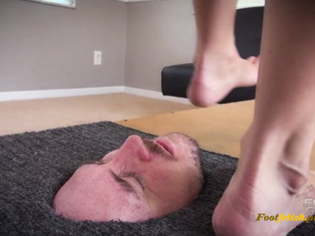 Bratty Foot Girls - Sasha Foxxx - From Heels to Your Mout