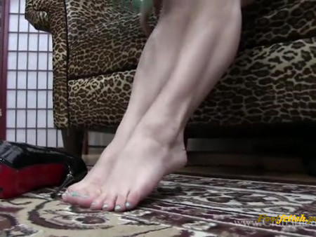 ClubStiletto - Miss XI  - My Feet, My Pits and My Spit, That's All
