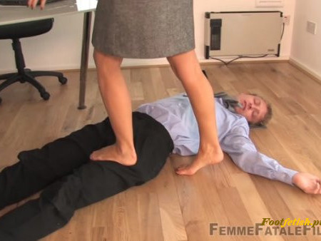 Femme Fatale Films - Mistress Anna Regent - Corrective Therapy - Complete Film