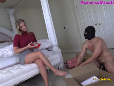 The Mean Girls - Princess Amber - Under My Hot New Heels (1080 HD) - Trampling