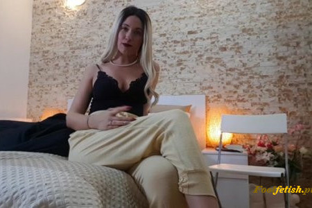 Goddess Natalie - Admit it - you have a foot fetish