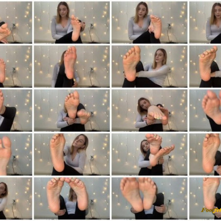 Gracefulgracexo – Step s1ster foot joi