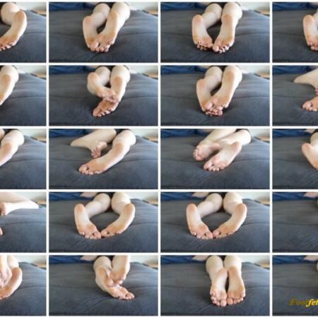 the goddess clue - Sleepy supple soles
