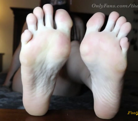 the goddess clue - My gorgeous soles are mesmerizing