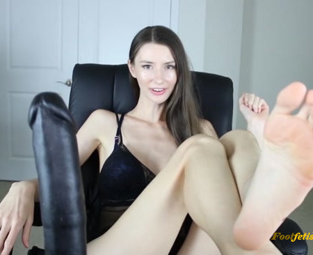 Empress Mika - Feet... and Dick!