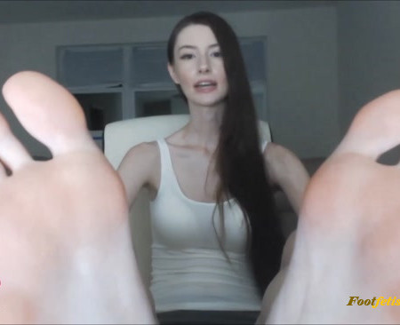Empress Mika - A Foot Freak's Dream