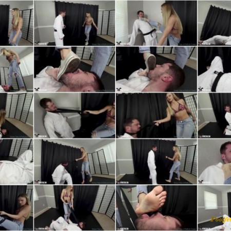 Torture Time - Naomi Swann Teaches A Pervert A Lesson