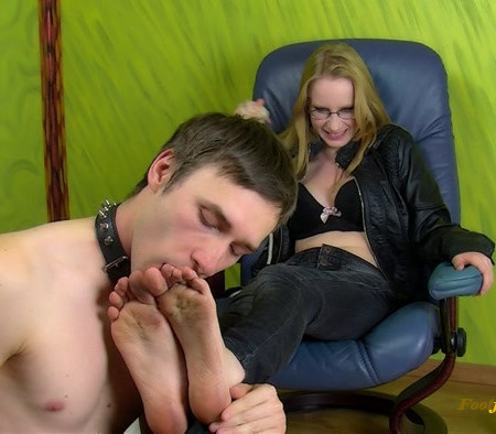 Agnieszka - Happy Licking And Laughing