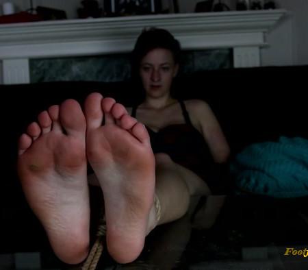 Artemis Fetish Films - Margoe's First Tickle