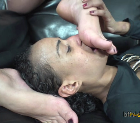 Bffvideos - Mistress Katy - Katy Perfect Foot Control Pt.2