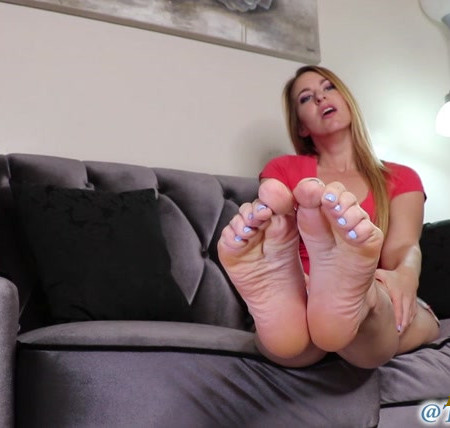 Trixie Miss - Only Cum To Feet