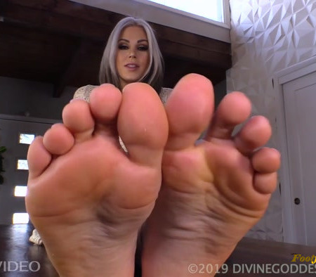 Divine Goddess Jessica - My Perfect Feet