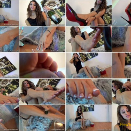 Goddess Rodea - Losers Drink From My Feet