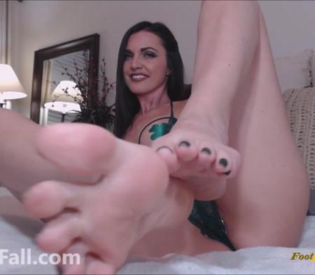 Anika Fall - My Feet Bring You Luck