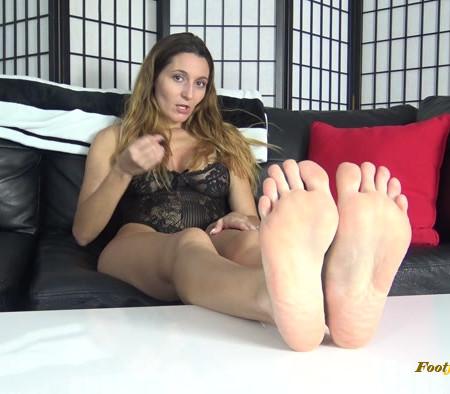 The Foot Fantasy - Rennadels Feet JOI For Steve