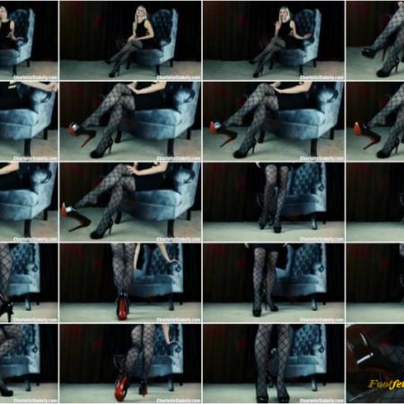 Charlotte Stokely - Classy Leg Denial