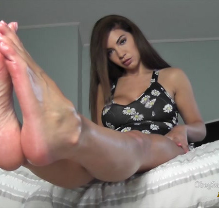 Madam Samantha - Making you My [email protected]@l-Foot Bitch