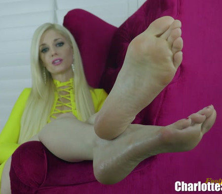 Charlotte Stokely - Eat It Off My Feet