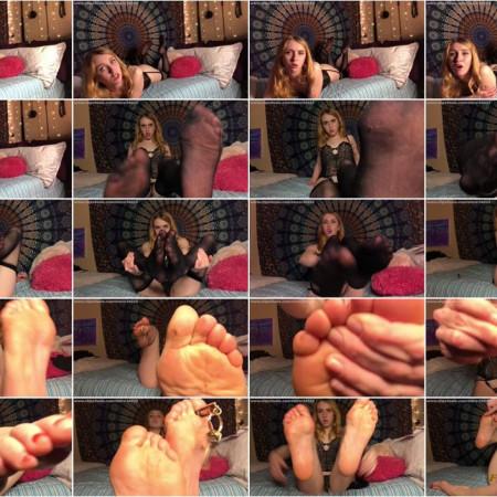 Princess Carolina - Extreme Foot Slave