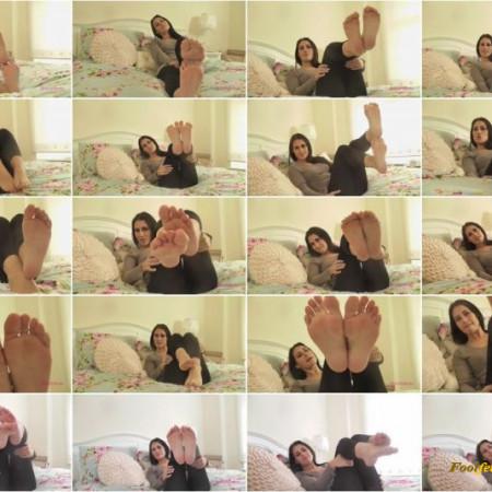 Princess Jess - Powerful Feet