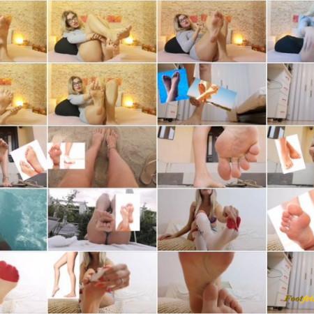 Goddess Natalie – Foot worship training for betas