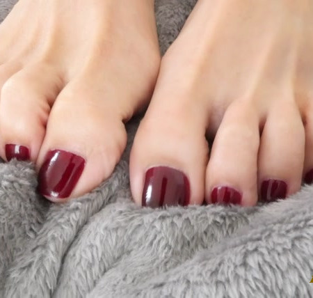 Stella Liberty - Candy Appe Toe Tease