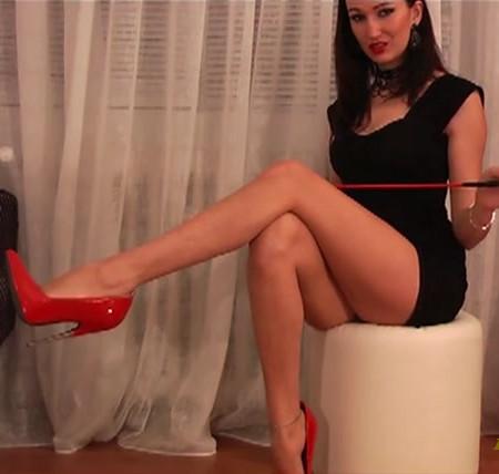 Goddess LaCroix - Dangerous Stilettos