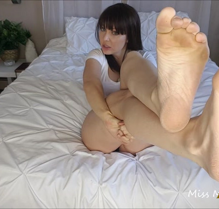 missmadison stone - Perfect Wrinkled Sole Worship