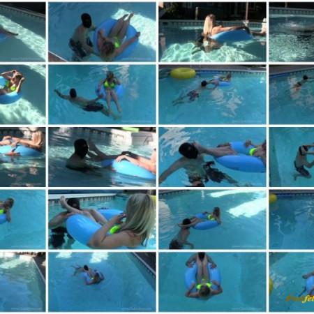 Miss Madison - Pool Games