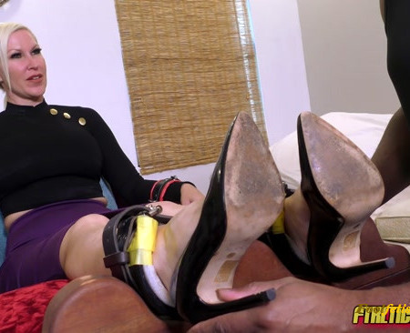 FTKL's Tickling Fantasies – The Tickle Casting Couch! Pt 105 Feather-Ticklish Janine Jericho!