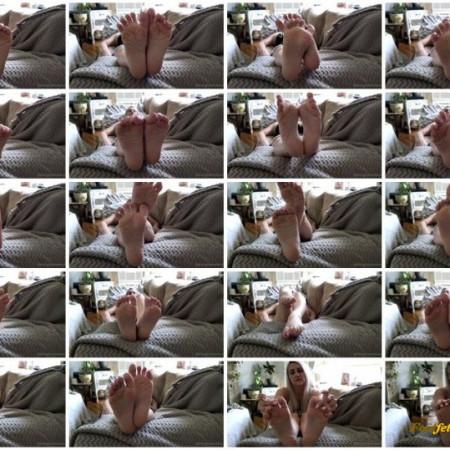doingthemostest - My friend Jay bobbyfreeze likes toe spreads